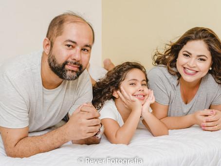 Ensaios em Casa| Fotografia de Família em Aracaju