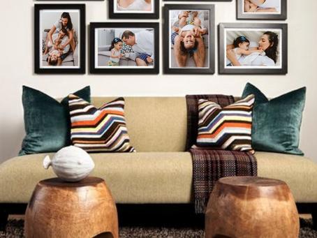 Passo a Passo para Utilizar Fotografias na Decoração da sua Casa| Fotografia em Aracaju