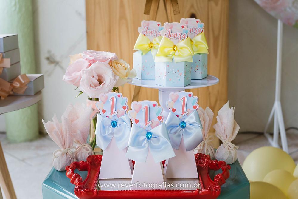 caixinhas personalizadas decorativas de festa infantil menina