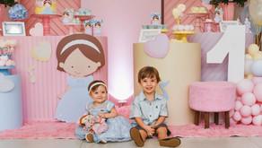 Inspiração-Festa Infantil em casa: Intimista e Personalizada  Fotografia em Aracaju