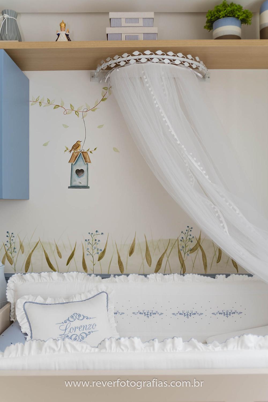 decoração de enxoval quarto de bebê com tema urso