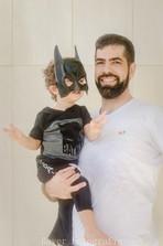 Ele é o Batman!