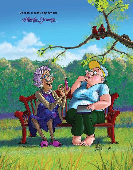 Handy Granny