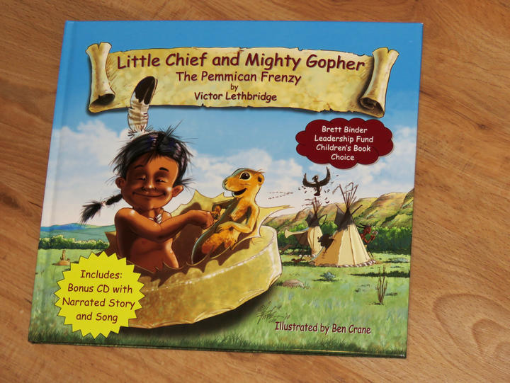 Little Chief and Mighty Gopher