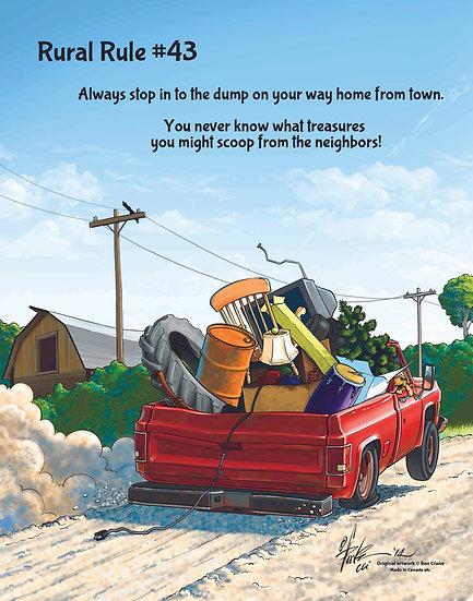 Rural Rule #43
