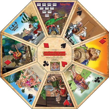 Rummoli gameboard
