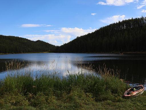 Streams and Lakes