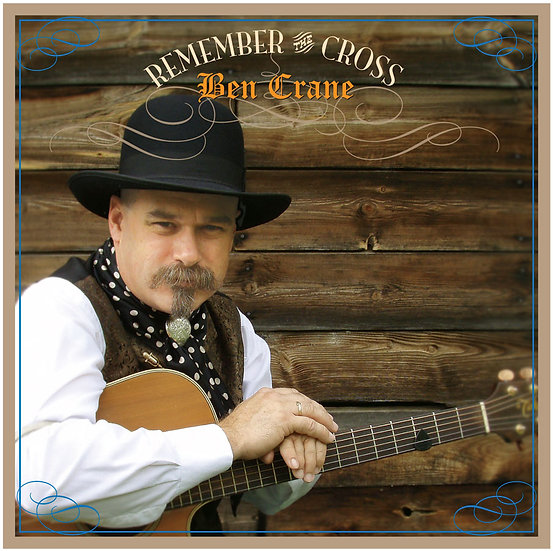 Remember The Cross CD