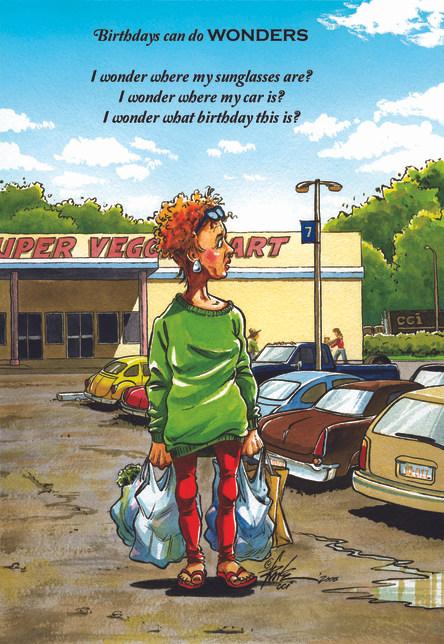 Birthdays Do Wonders