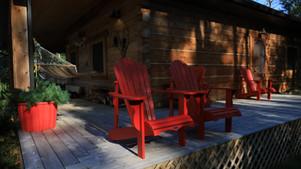 Chillin' on the Porch