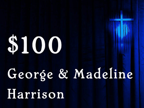 George & Madeline Harrison