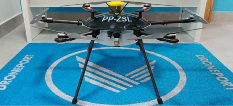 Drone Delivery no Brasil e no mundo