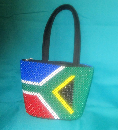 South African Flag Purse