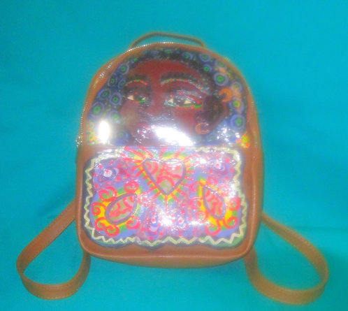 Hand Painted Backpack - Princesses