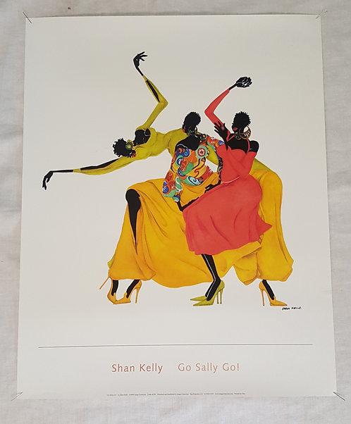 Go Sally Go By Shan Kelly