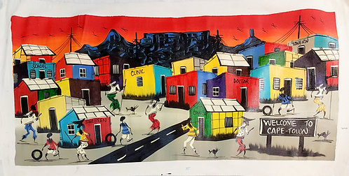 Original Acrylics - Township