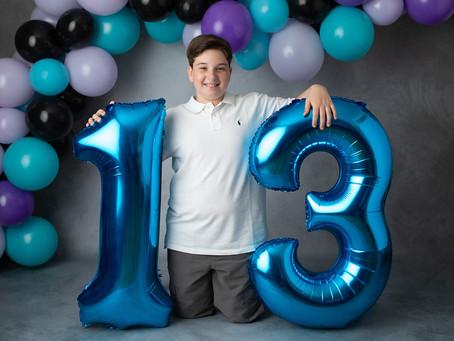Happy 13th Birthday!!!!