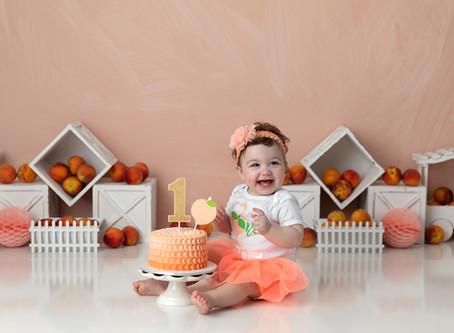 Sweet as a Peach!