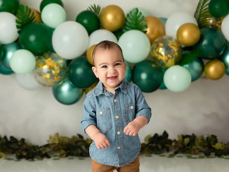 Happy Birthday, Santiago!