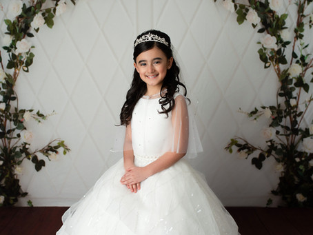 Picture perfect on her special day!
