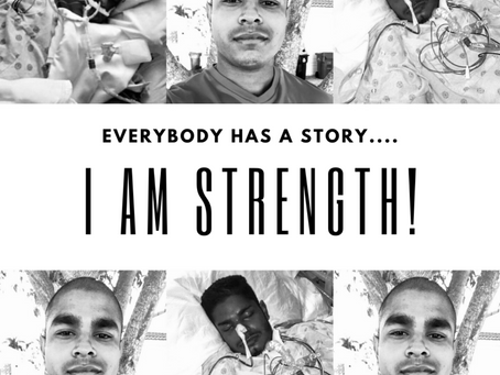 Everybody has a Story.......Meet Omar!