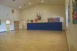 Pre-Kindergarten Building Gymnasium