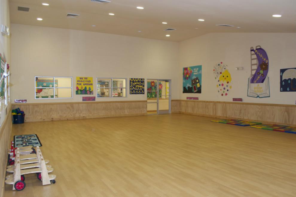 Preschool Building Gymnasium