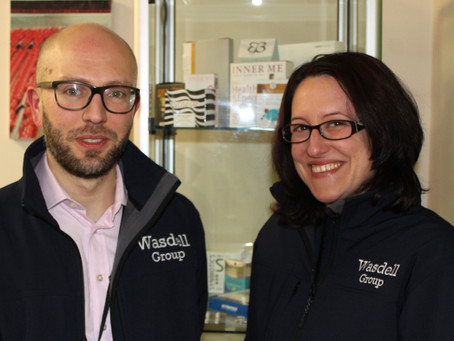 Wasdell expands team of pharmaceutical experts