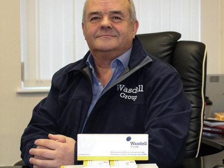 Wasdell warns of impact of counterfeit drugs