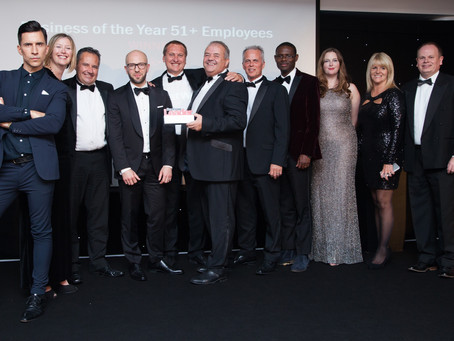 Wasdell recognised as region's top large business