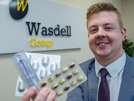 Wasdell wins accolades for export and company growth