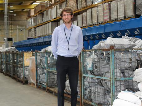 Former intern rejoins Wasdell to develop technology