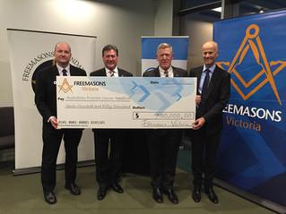 $750,000 for Prostate Cancer