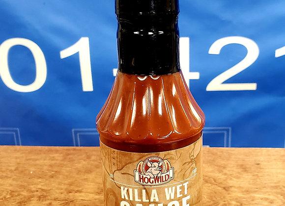 Hog Wild Killa Wet Sauce