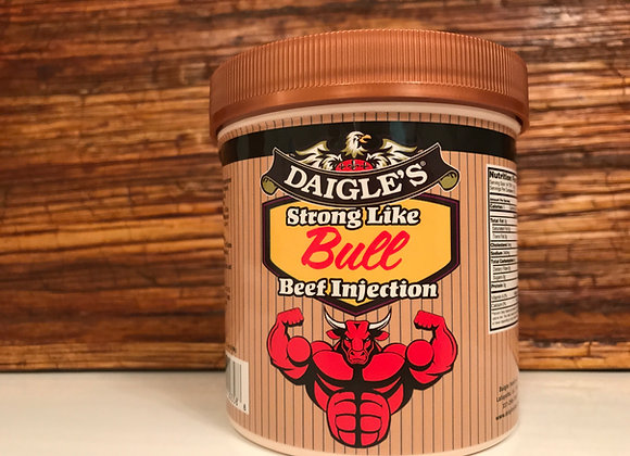 Daigle's Strong Like Bull Brisket Injection 11.2oz