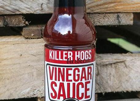 Killer Hogs Vinegar Sauce 18oz