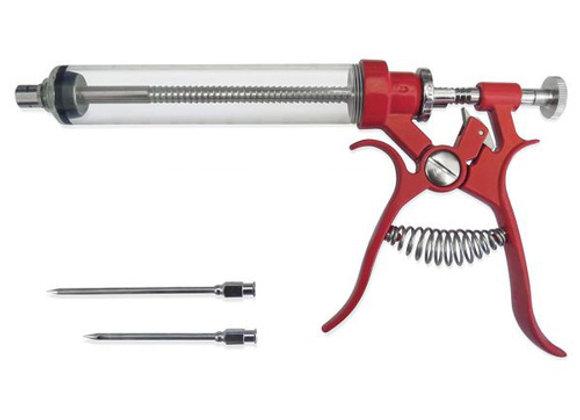 Butcher BBQ Pistol Grip Meat Injector