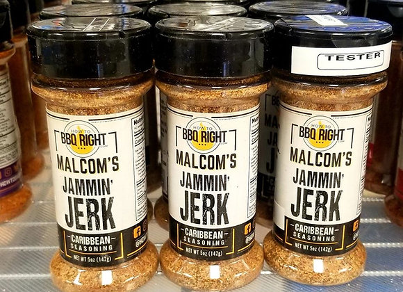 Malcom's Jammin' Jerk