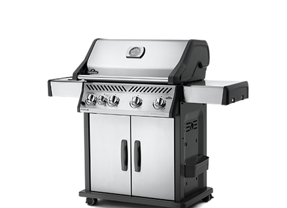 Rogue 525 Grill with Infrared Side Burner