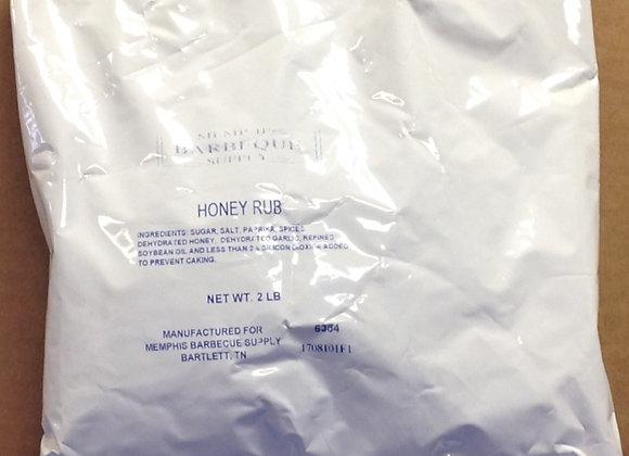 Memphis Barbeque Supply Honey Rub 2lb