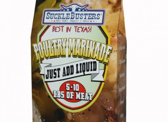 SuckleBusters Poultry Marinade - 4oz
