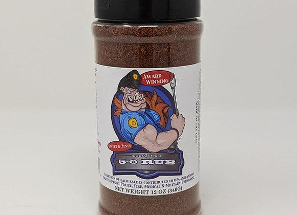 Code 3 Spices 5-0 Rub