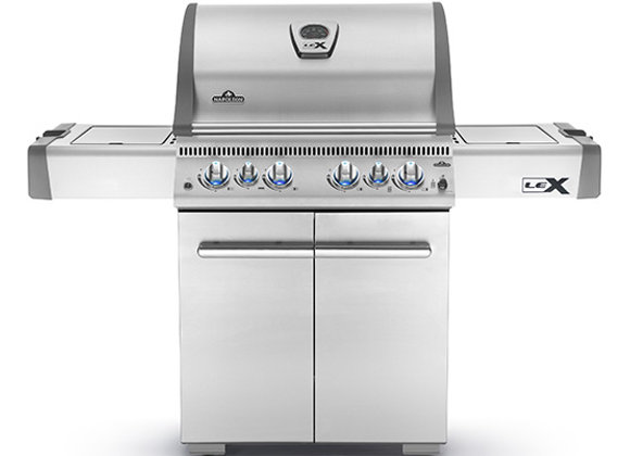 Napoleon LEX 485 Grill with Infrared Rear and Side Burner