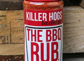 Killer Hogs The BBQ Rub 12oz