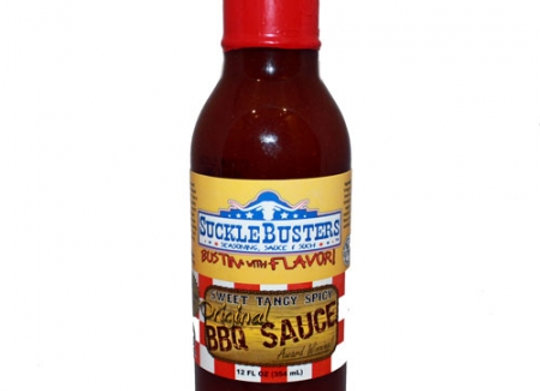 Suckle Busters Original BBQ Sauce 12oz