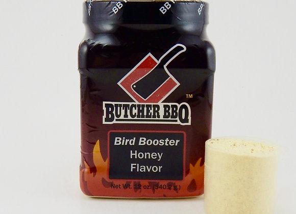 Honey Flavor Butcher BBQ Bird Booster