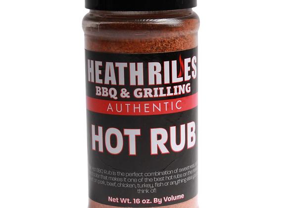 Heath Riles Hot Rub
