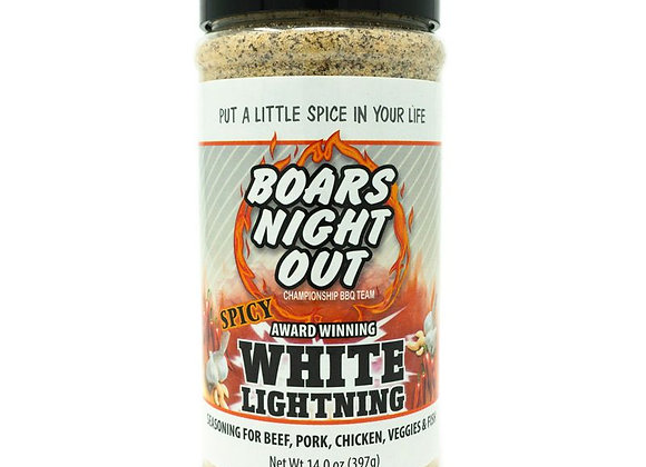Boars Night Out SPICY White Lighting