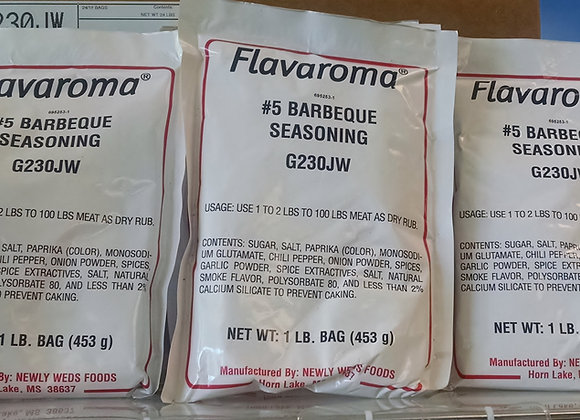 Flavaroma #5 Barbeque Seasoning