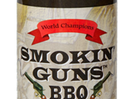 Smokin Guns 7oz Hot Rub